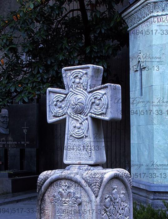 Старинный грузинский крест.