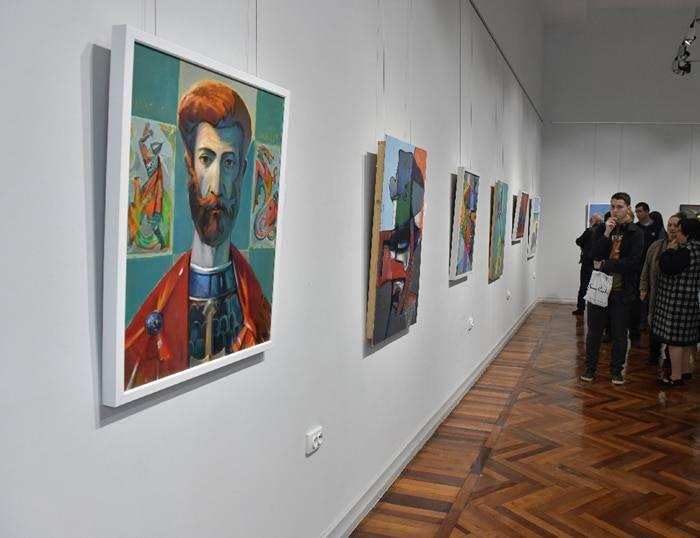 Батал Джапуа ежегодно принимает участие в выставках Абхазии