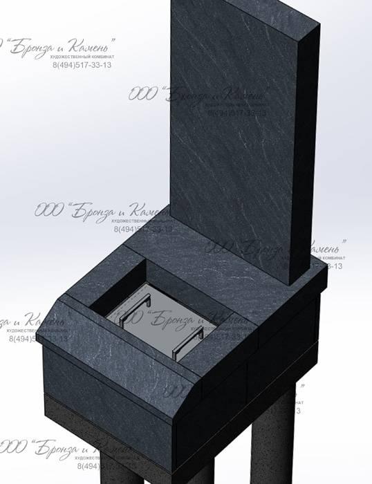 Проект памятника под заказ