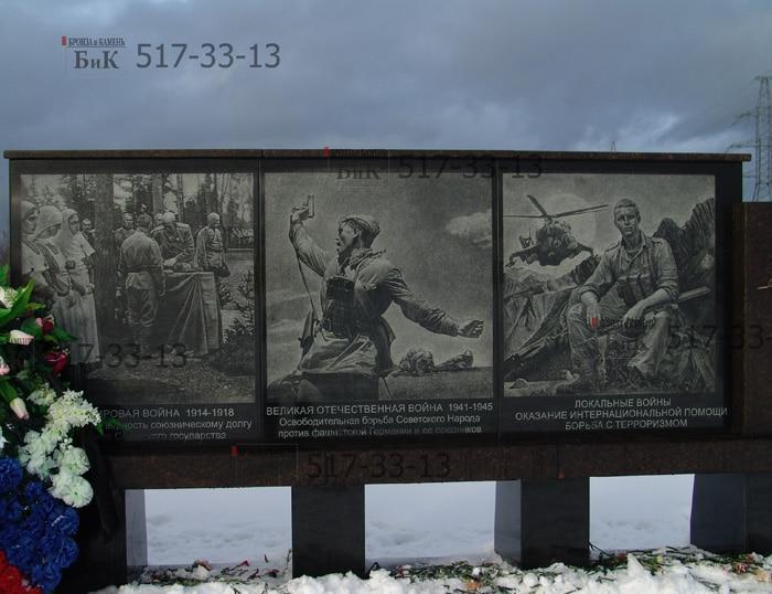 Изготовление фото на памятник